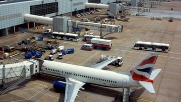 Mężczyzna aresztowany na lotnisku Gatwick pod zarzutem wspierania terroryzmu
