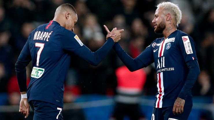 Puchar Ligi Francuskiej: PSG rywalem Olympique Lyon w finale