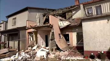 Wielkopolskie. Wybuch butli z gazem w domu w Trębaczowie, ewakuowano 15 osób