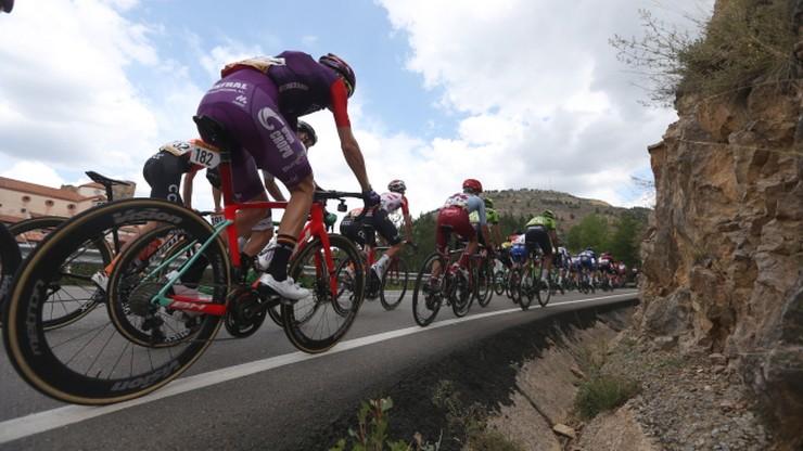 Vuelta a Espana: Poljański szósty podczas etapu