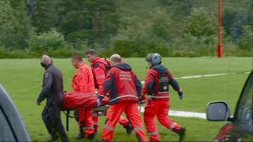 Pięć osób nie żyje, 157 rannych, trzech operowanych. Bilans tragedii w Tatrach