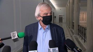 """""""Pokazali nam figę, damy im po łapkach"""". Terlecki o Solidarnej Polsce"""