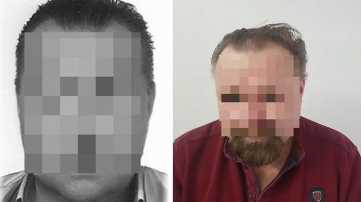 Specjalna grupa poszukiwawcza policji ujęła ukrywającego się przestępcę. Na jego własnych urodzinach