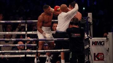 Puncher Extra Time: Czy rewanż Joshua - Kliczko ma sens? Kliknij i oglądaj