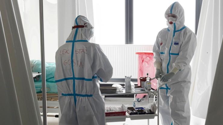 Nowe przypadki koronawirusa w Polsce. Dane ministerstwa, 15 kwietnia
