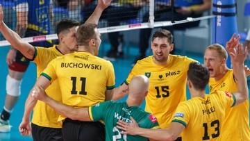 PlusLiga: Efektowne zwycięstwo siatkarzy GKS w Radomiu