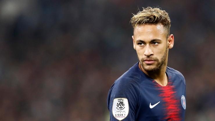 Neymar oskarżony o gwałt