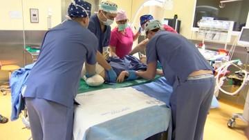 Kolejne operacje u pacjentów w śpiączce