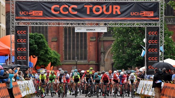 CCC Tour-Grody Piastowskie: Owsian wygrał etap i został liderem