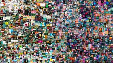 Cyfrowe dzieło sztuki sprzedane za równowartość 69 mln dolarów