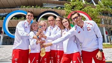 70 złotych medali Polaków w letnich igrzyskach