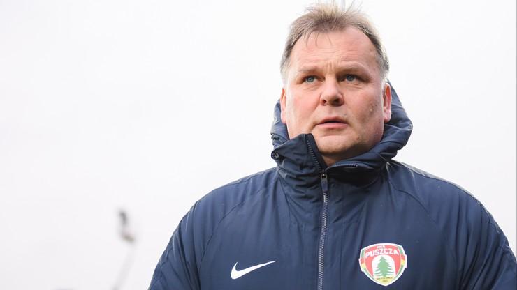 Trener Puszczy Niepołomice: Chcemy sprawić kolejną niespodziankę