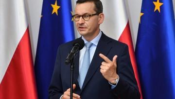 """Morawiecki zapowiedział """"fundusz patriotyczny"""". """"Będzie wspierał pasjonatów historii"""""""