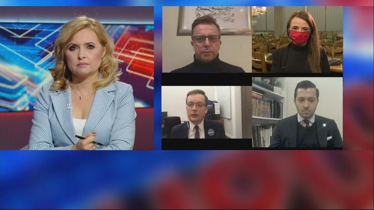 """""""Dziś izolacja jest mało skuteczna i dziurawa"""". """"Debata Dnia"""" w Polsat News"""