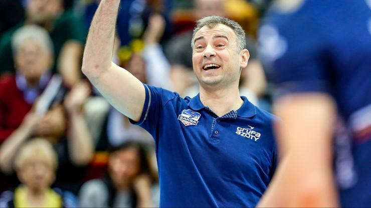 Nikola Grbic: Trafiliśmy do dobrej grupy. Polskie zespoły są faworytami