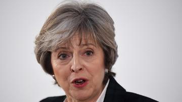 """""""Napływ Europejczyków do W.Brytanii musi być pod kontrolą"""". May o przebiegu Brexitu"""
