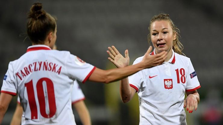 El. piłkarskich ME kobiet: Polska pewnie pokonała Azerbejdżan