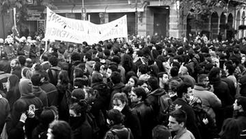 Grecja: Starcia demonstrantów z policją w rocznicę śmierci nastolatka
