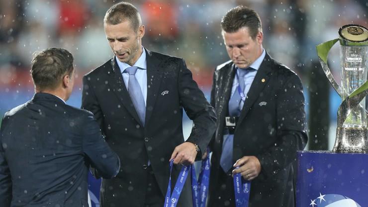 FIFA i UEFA zgodne w sprzeciwie wobec powstania Superligi