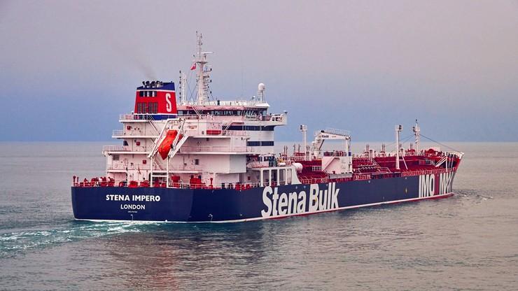 Szef brytyjskiego MSZ: dwa brytyjskie tankowce przejęte przez Iran