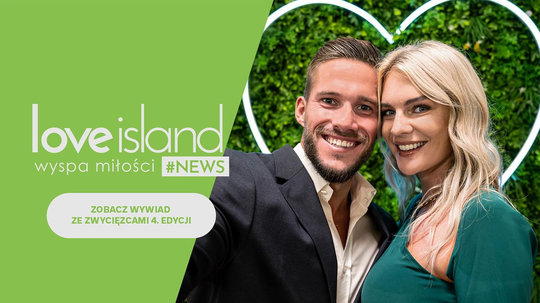 """Zwycięzcy czwartego sezonu dla """"Love Island #NEWS"""""""