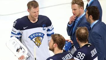 NHL: Słynny Fin kończy karierę. Za oceanem grał przez 16 lat