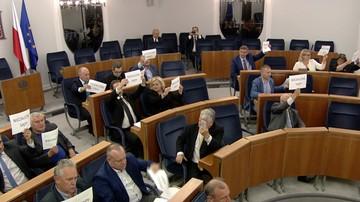Senat przyjął bez poprawek ustawę o Sądzie Najwyższym