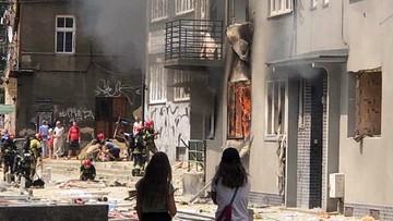 Wybuch gazu w Bytomiu. Zginęła kobieta i dwójka kilkuletnich dzieci
