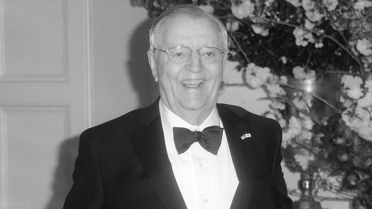Zmarł Walter Mondale, wiceprezydent za kadencji Jimmy'ego Cartera