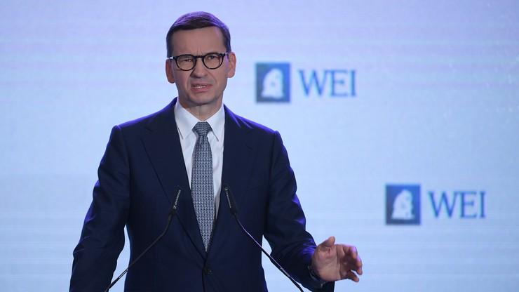 Mateusz Morawiecki odwołał wizytę na Węgrzech. Będzie tam premier Czech