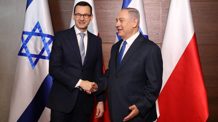 """""""JP"""": Polska i Izrael rozwiążą kryzys w relacjach dopiero po wyborach"""