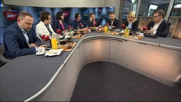 """""""Polityczne dno"""" kontra """"rząd przestraszył się sierot"""". Dyskusja o uchodźcach w """"Śniadaniu w radiu Zet"""""""