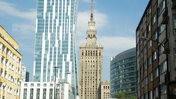 Saperzy wywieźli niewybuch z warszawskiego Śródmieścia
