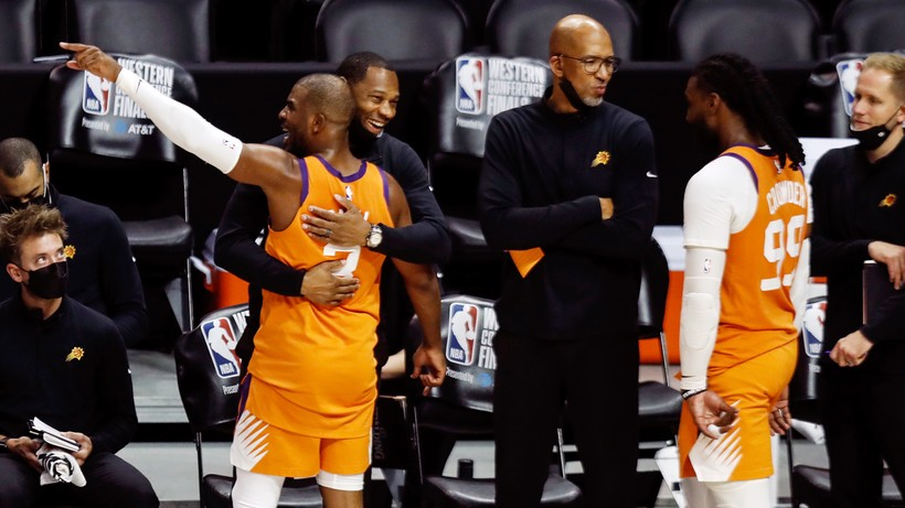 NBA: Phoenix Suns - Milwaukee Bucks w wielkim finale