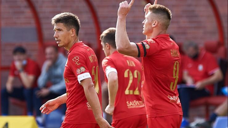 Fortuna Puchar Polski. Marcin Robak: Legia jest faworytem, ale nie stoimy na straconej pozycji