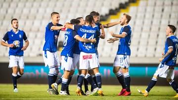 Liga Europy: Royal Charleroi - Lech Poznań. Transmisja w Polsacie Sport i Super Polsacie