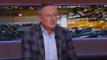 Sienkiewicz: Kaczyński jak Zagłoba, oferował Polakom Niderlandy w postaci 4000 zł