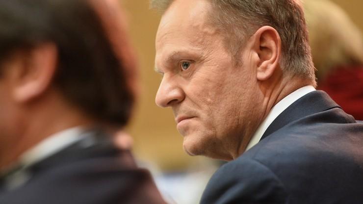 """Czy Tusk chce przejąć przywództwo w PO? """"Jestem gotów zrobić wszystko"""""""