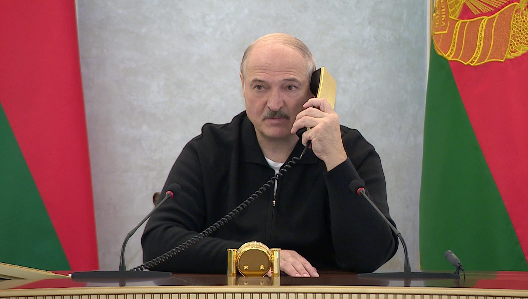 Łukaszenka do Polski i Litwy: pokażemy wam, co to są sankcje