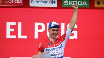 Tour de Pologne: Dalsze leczenie Fabio Jakobsena w Holandii