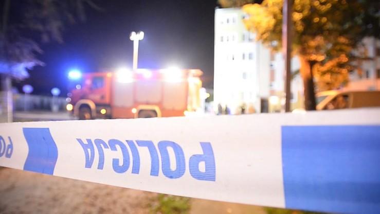 Zarzuty i areszt dla mężczyzny, który postrzelił dwóch policjantów w Inowrocławiu