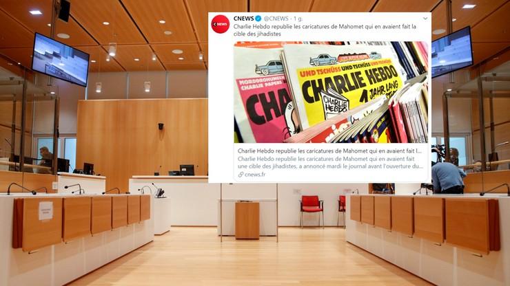"""""""Charlie Hebdo"""". Tygodnik ponownie publikuje karykatury Mahometa"""