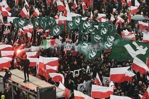 """Tak ONR """"przygotowuje się do Marszu Niepodległości"""". Pójdzie z neofaszystowską Forza Nuova"""