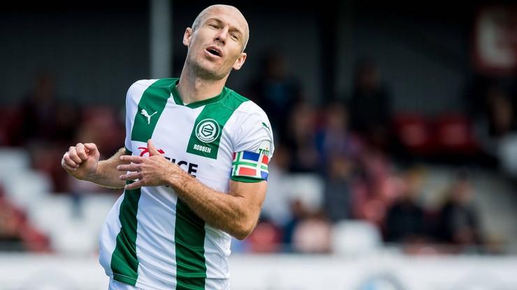 Arjen Robben: Nie ma gwarancji, że wrócę na boisko