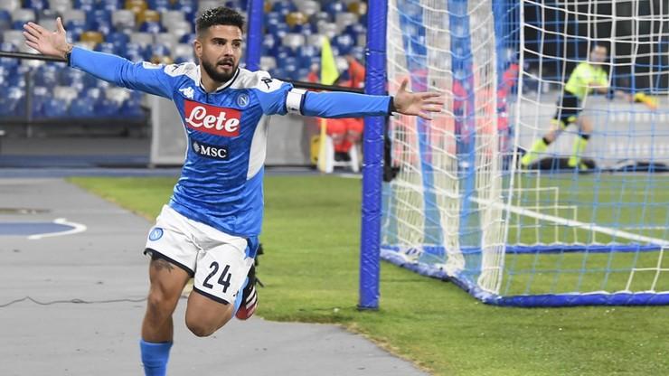 Puchar Włoch: SSC Napoli w półfinale. Piękny rajd Insigne i asysta Zielińskiego