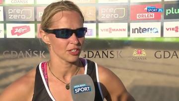 Paulina Maj-Erwardt: Cała Polska kibicuje naszym siatkarzom, żeby zdobyli medal w Tokio