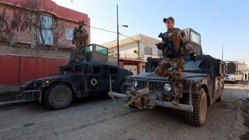 Trwają walki na obszarze uniwersytetu w Mosulu