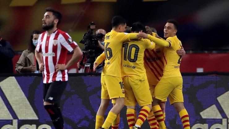 FC Barcelona z Pucharem Króla! Cztery gole w 12 minut