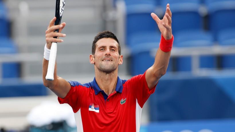 """Novak Djokovic coraz bliżej """"Złotego Szlema"""""""