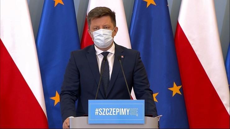Pracodawca sprawdzi status szczepienia? Projekt ma zostać złożony na kolejnym posiedzeniu Sejmu